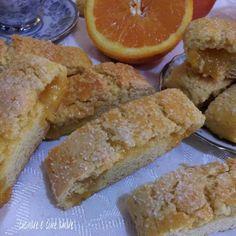 Paste Tagliate all'Arancia