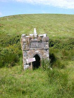 On the Burren Way, Ireland