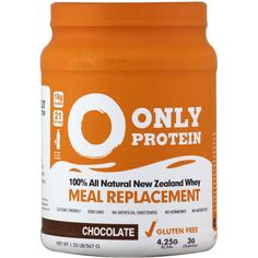 Only Protein Chocolate Meal Replacement Jug 21 svg