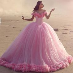 Cheap pink quinceanera dresses, Buy Quality quinceanera dresses directly from China pink quinceanera Suppliers: Elegant Pink Quinceanera Dresses With Flowers Sweetheart Tulle Ball Gown Debutante Gowns vestidos de 15 anos Tulle Ball Gown, Ball Gown Dresses, Prom Dresses, Dresses 2016, Formal Dresses, Maxi Dresses, Puffy Dresses, Big Dresses, Gowns 2017