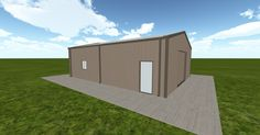 Cool 3D #marketing http://ift.tt/2yshxuM #barn #workshop #greenhouse #garage #roofing #DIY