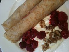 Our traditional Serbian crepes AKA pancakes