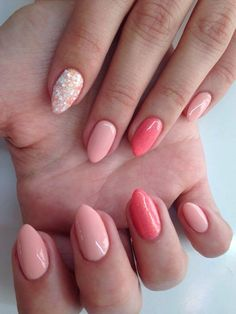 Nails gel semipermanent by Ego Studio