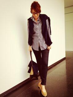 「Today's Fashion」の画像|辺見えみり オフィシャルブログ 『えみ… |Ameba (アメーバ)