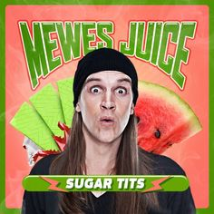 Sugar Tits | The Vape Apes | Mewes Juice