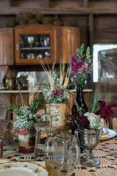 Antique Farm Wedding