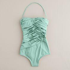 retro bathing suit | Rocking A Retro Bathing Suit - Blog - Destination Wedding Blog, DIY ...