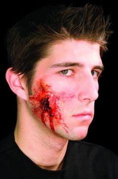 cheek bullet wounds - Google Search