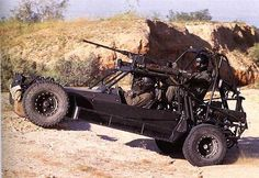 Special Forces dune buggy