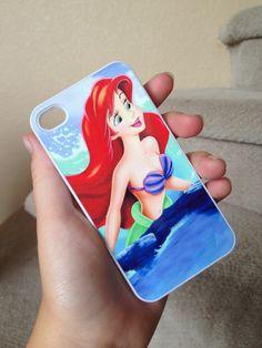 Little Mermaid phone case