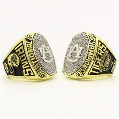 Custom 2004 Auburn Tigers SEC Championship Ring Click Link in My Profile to Order #wareagle #auburntigers http://ift.tt/2dklrI0