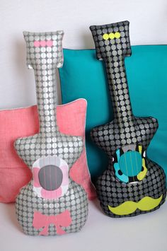 Pillows coussins guirates fikOu miKou