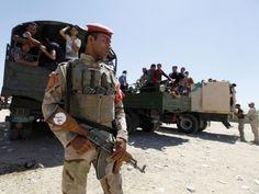Fighting nears Baghdad as UN warns crisis 'life-threatening'