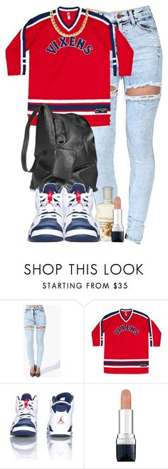 """""""VIXENS."""" by cheerstostyle ❤ liked on Polyvore featuring Christian Dior and C. Wonder"""