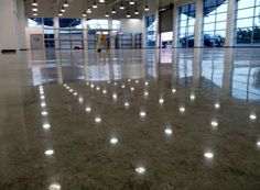 Blog - Concrete Polishing Houston