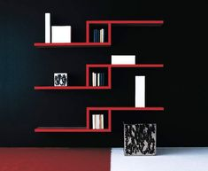 Take a look in 13 most creative bookshelves you've ever seen.
