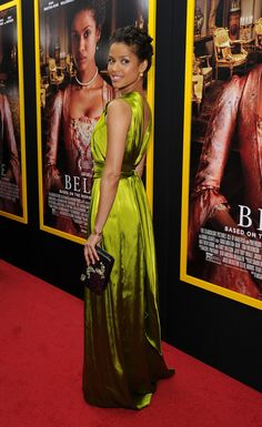 Gugu Mbatha-Raw Photos: 'Belle' Premieres in NYC