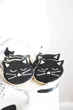 Mom's Best Network: Purrrrrfect Black CAT Halloween Party