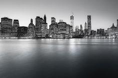 New York City Skyline - Financial District Skyscrapers | by Vivienne Gucwa