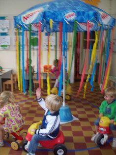 Kermismolen in de klas - Lilly is Love Sensory Activities, Infant Activities, Activities For Kids, Toddler Fun, Toddler Preschool, Preschool Gymnastics, Educational Games For Kids, Circus Theme, Dramatic Play