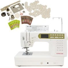 Find the best sewing machine for your budget.