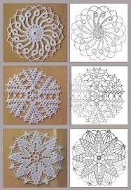 Resultado de imagen de aplicaciones crochet