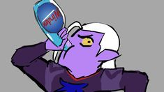 Why Lotor is chugging Windex, I have no idea, but pinning it anyways