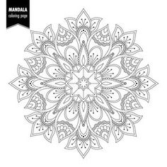 Tattoo mandala design drawings coloring books New Ideas Free Adult Coloring Pages, Flower Coloring Pages, Mandala Coloring Pages, Coloring Book Pages, Coloring For Kids, Mandala Design, Mandala Pattern, Mandala Drawing, Zentangle