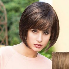 GET $50 NOW | Join RoseGal: Get YOUR $50 NOW!http://www.rosegal.com/human-hair-wigs/bob-hairstyle-short-capless-fashion-446991.html?seid=4695937rg446991