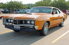 What's The Most Underrated American Muscle Car?Mercury Cyclone vs. Ford Fairlane appreciated by Motorheads Performance www.musclecarssanantonio.com