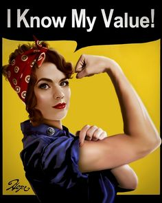 I Know My Value by hopelessgeek (medium photographic print) Agent Carter, Peggy Carter, Hayley Atwell, My Values, Marvel Cosplay, We Can Do It, Disney Fan Art, I Know, Geek Stuff