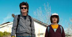 El creador de 'Stranger Things' revela cómo idearon la amistad entre Dustin y Steve