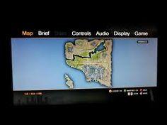 Grand Theft Auto V Beta Version Map