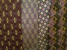 Vintage Silk Mens Neckties Lot (4) #mens #ties #necktie