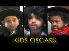 Oscar-nominated films acted out by children who couldn't possibly understand them.
