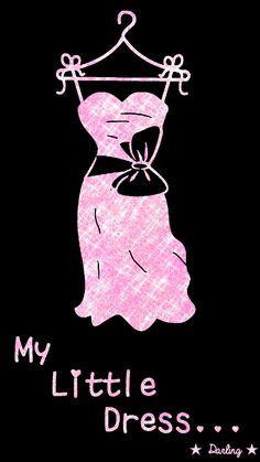 MY LITTLE dress... Pink glitter wallpaper Wallpaper Backgrounds, Iphone Wallpaper, Wallpapers, Pink Glitter Wallpaper, Little Dresses, Dress Up, Girly, Punk, Create