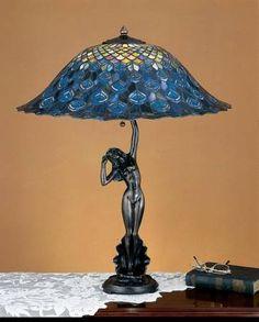 Peacock Lamp Peacocks Pinterest Peacocks Home And Floor Standing Lamps