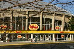 Bojangles Coliseum, Charlotte, NC