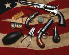 Weapons used by The Union during The Civil War