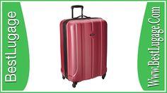 Samsonite Luggage Fiero HS Spinner 28 Review