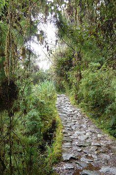 Inca Trail to Machu Picchu — Peru // 16 Astounding Backpacking Trips To Add To Your Bucket List