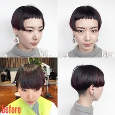いいね!1,835件、コメント9件 ― 内田聡一郎さん(@soucuts)のInstagramアカウント: 「お客様ヘア 思い切って短くした前髪が可愛い。 その人の個性を引き出すカット。 やっぱりサロンワークは楽しい。 #vetica #ショートヘア #short #おかっぱ #黒髪 #ヘアスタイル #ヘア…」