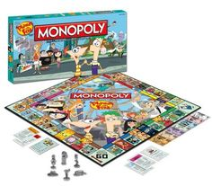 Monopoly: Phineas and Ferb Collector's Edition by USAopoly, http://www.amazon.com/dp/B007A5R30I/ref=cm_sw_r_pi_dp_vkydsb18DCY09