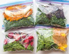 Green Smoothie Hack: 21 Kid-Sized Freezer Packs