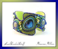 Amazing colourful bracelets by KoolBeadedStaff | Beads Magic