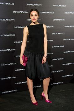 Ana Rujas Photos Photos - Spanish actress Ana Rujas attends the Emporio Armani Boutique opening on April 8, 2013 in Madrid, Spain. - Arrivals at the Emporio Armani Boutique Opening