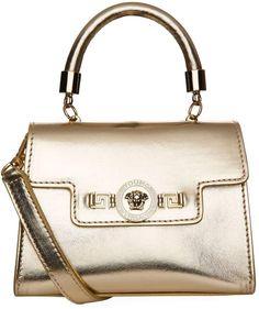 529f13d245 Versace Medusa Clasp Handbag Harrods