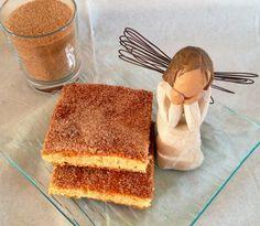Naschereien aus der Küche : Hefekuchen mit Zimt und Zucker