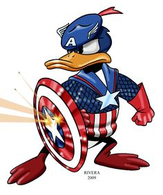 Donald the Duck