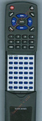 DURABRAND Replacement Remote Control for BH1304D, BH1304DA, HTN13R12S, HTN20R12 by Redi-Remote. $32.95. This is a custom built replacement remote made by Redi Remote for the DURABRAND remote control number TV562012. *This is NOT an original  remote control. It is a custom replacement remote made by Redi-Remote*  This remote control is specifically designed to be compatible with the following models of DURABRAND units:   BH1304D, BH1304DA, HTN13R12S, HTN20R12, HTX14S32, HTX...